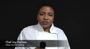 Chef Joy Parham