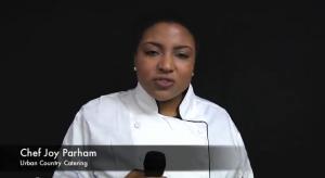 Chef Joy Parham